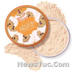 Translucent, Pack of 1 Coty Airspun Loose Face Highlighter Powder