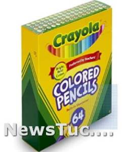 Coloring Supplies for Kids Crayola Mini Colored Pencils for Kids