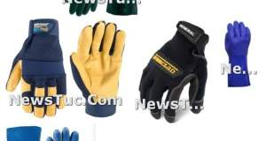 Top PVC Coated Work Gloves