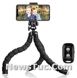 Mobile Devices Cameras, GoPros, UBeesize Tripod Stand