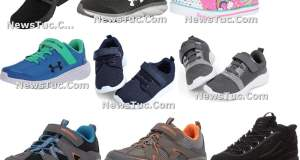 Top Lightweight Unisex Child Durable leather Running Sneakers