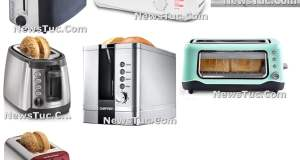 Top Stainless Steel 2 slice 4 slice Defrost Extra Wide Slot Toaster