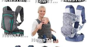 Top Expandable Washable Newborn Infantino Infant Baby Carrier