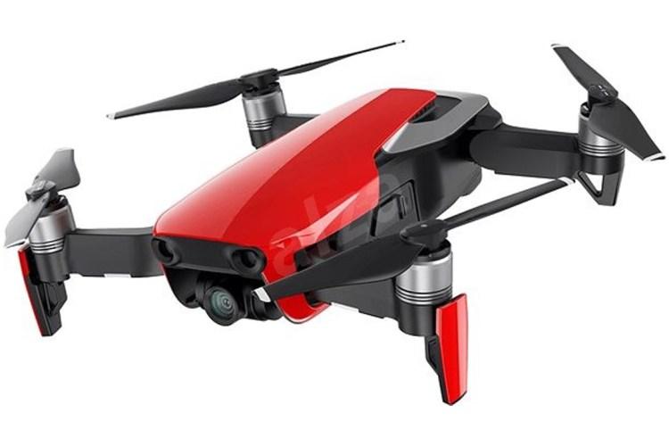 LandingPage - drone