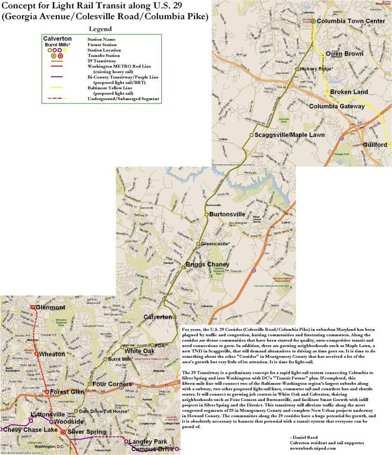 greater baltimore washington transit future version 2
