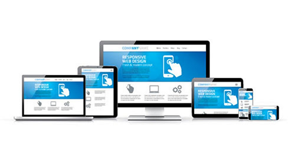 Responsive Mobile-Friendly Website Design