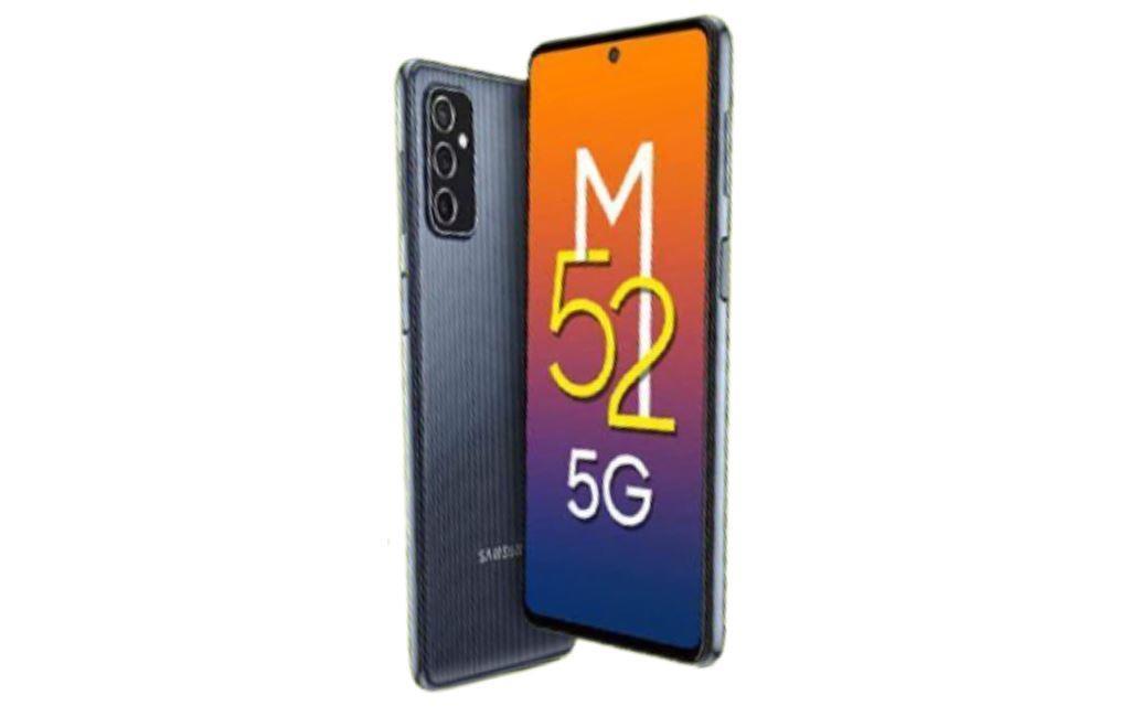Samsung Galaxy M52 5G Price in India 2021
