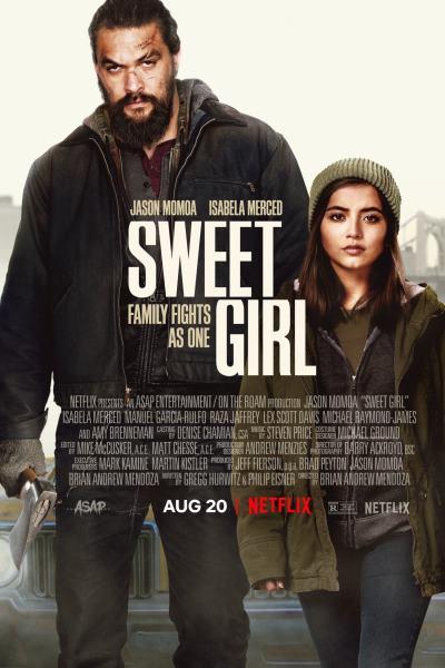 Sweet Girl Movie Poster