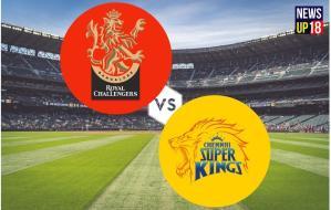 RCB vs CSK IPL 2021 Live Score, Match Details, Pitch Report, Timings, Dream11 Prediction & Other Details