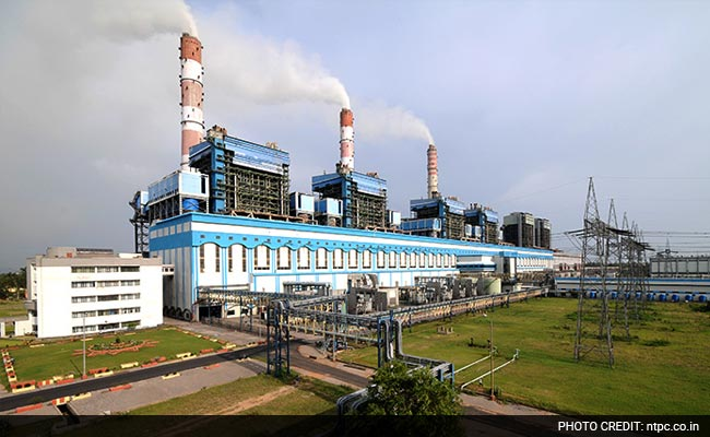 NTPC Edges Higher After Signing Pact With French Power Generation Firm