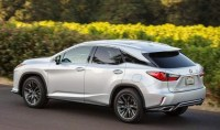 2020 Lexus RX350 Spy Photos