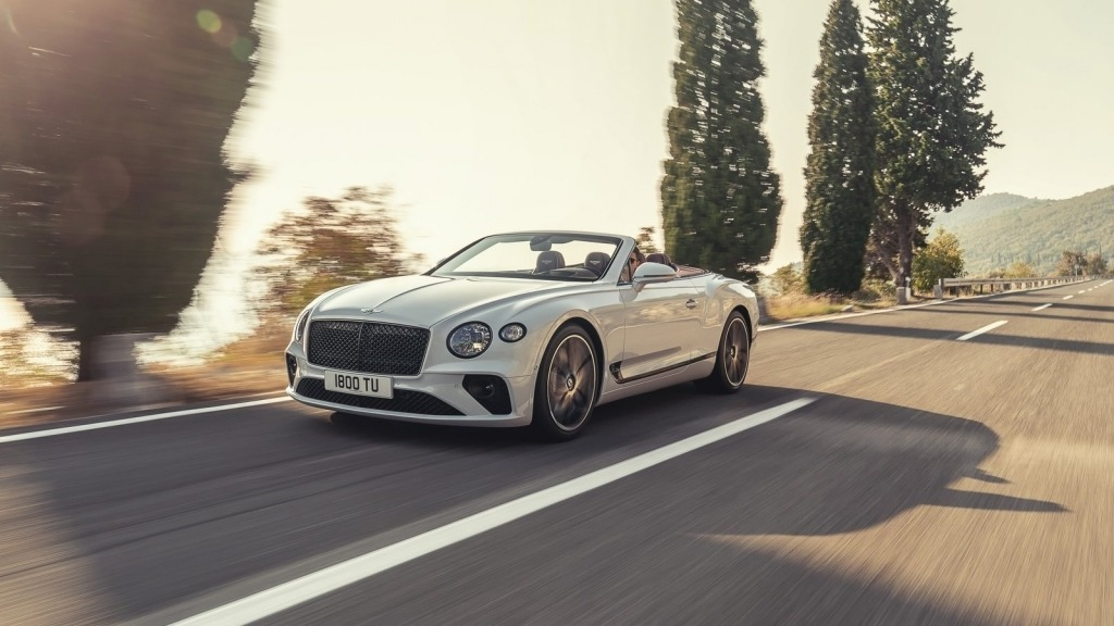 2020 Bentley Continental GT Release Date