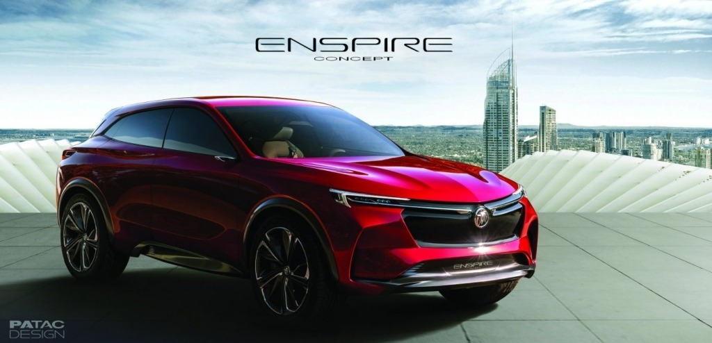 2020 Buick Enspire Images