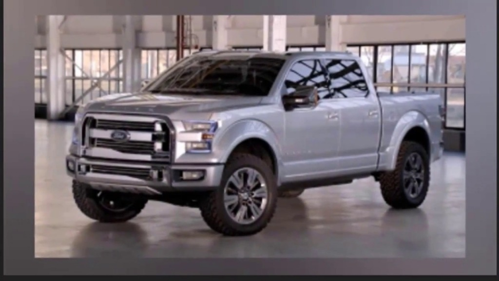 2020 Ford F150 Redesign