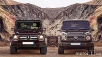 2020 Mercedes Benz GClass Pictures
