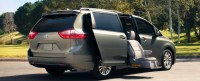 2020 Toyota Sienna Wallpapers