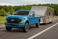 2021 Ford Super Duty Tremor Concept