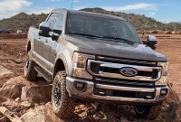2021 Ford Super Duty Tremor Exterior
