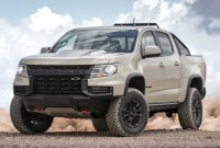 2021 Chevy Colorado Specs