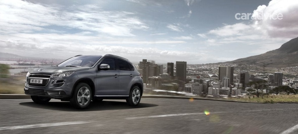 2021 Peugeot 4008 Pictures