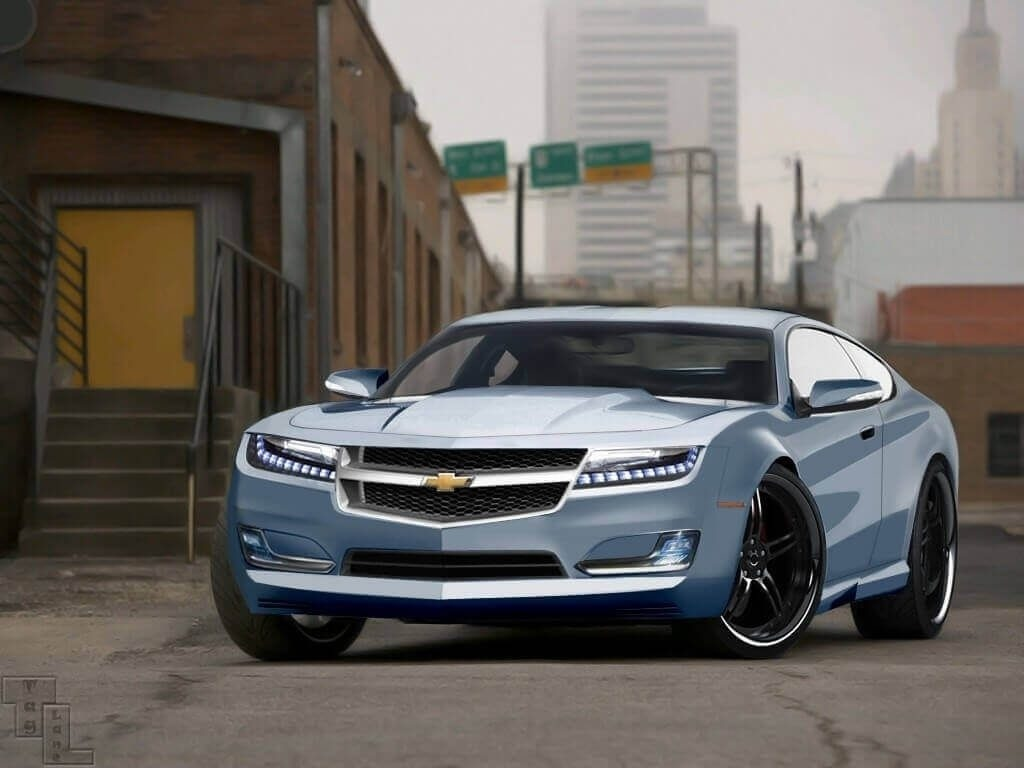 2022 Chevy Chevelle Images