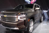2022 Chevy Suburban Images
