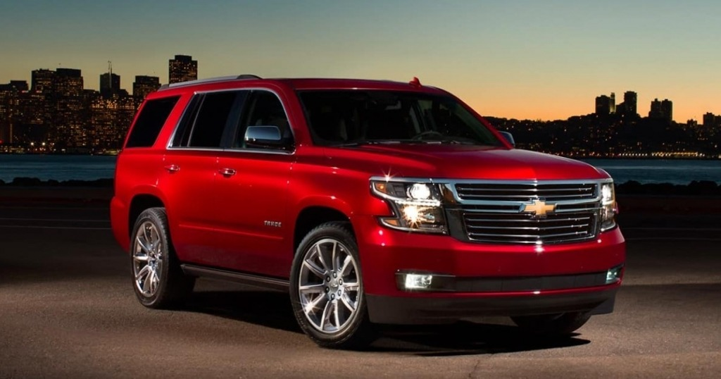 2022 Chevy Tahoe SS Exterior
