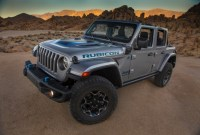 2022 Jeep Wrangler 4xe Images