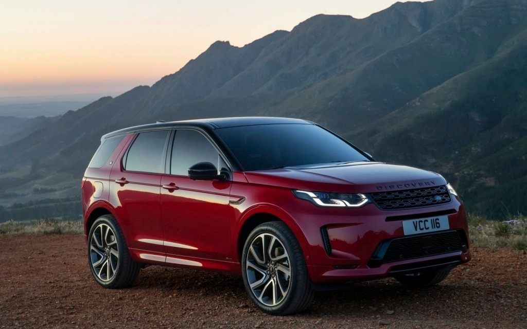 2022 Land Rover Discovery Sport Powertrain