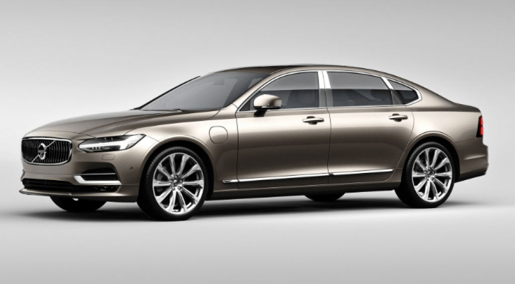 2022 Volvo S90 Wallpapers