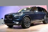 2022 Lincoln Aviator Images