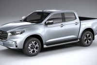 2023 Mazda BT50 Engine