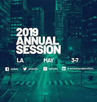 Updates for 2019 Annual Session Registrants