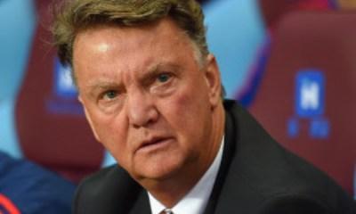 Finally, Man United sack Louis van Gaal