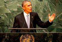 US 'will not be terrorised', Obama vows