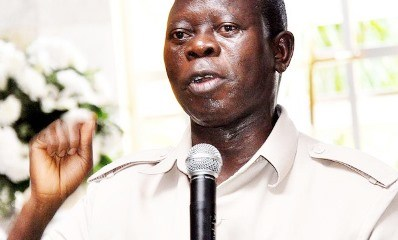 Buhari has performed well in South-East, says Oshiomhole