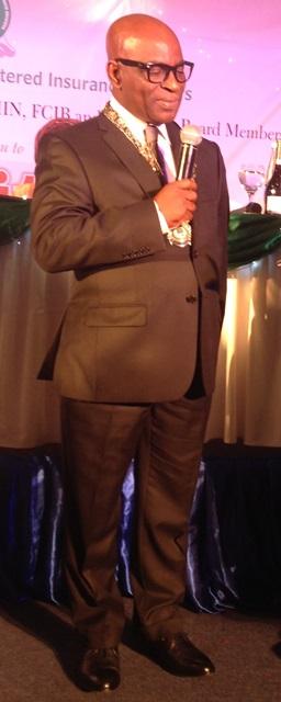 Kayode Okunore, NCRIB President