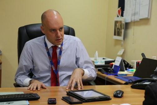Christophe Pennick, CEO, Bi Courtney