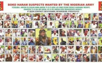 Police confirms arrest of two wanted Boko Haram suspects in Taraba