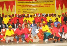 CSR: Ogoni youths graduate from Shell-sponsored training for farmers