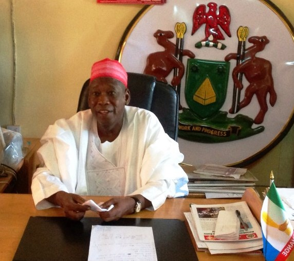 Ganduje seeks collaboration with private sector to strengthen Nigeria's economy
