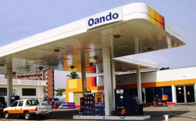 NSE: Oando leads 7 other coys with 52.75% growth in April