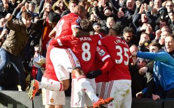 Manchester United still flex most social media muscle