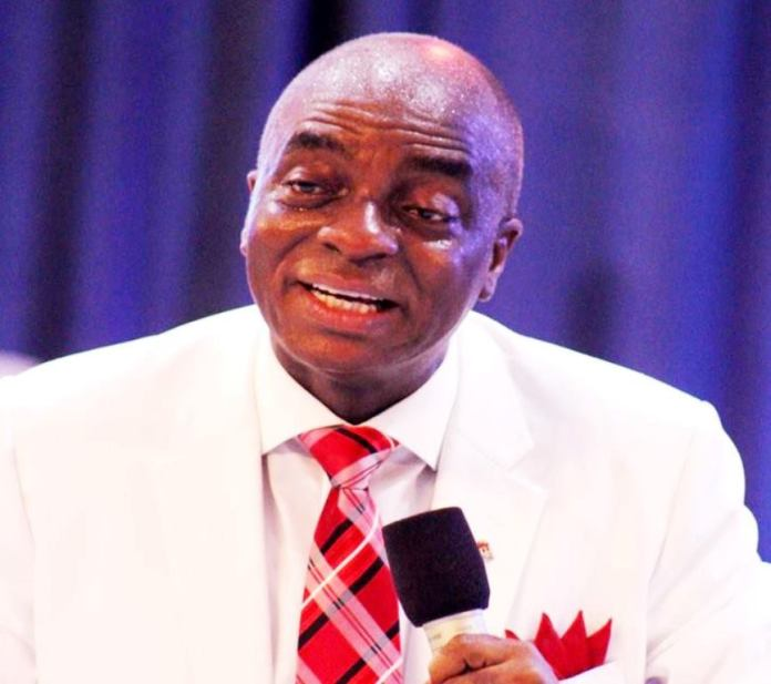 Bishop Oyedepo prays for peace in Plateau
