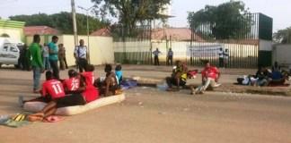 Unpaid salaries: FC Taraba players end 10 days protest