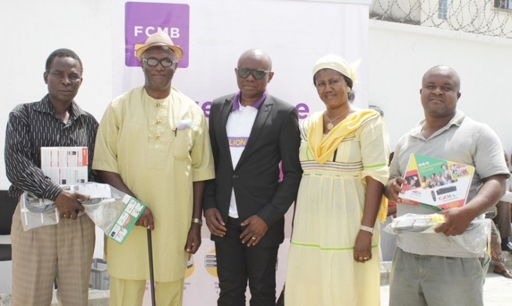 Winners emerge at FCMB Millionaire Promo Season 2 in Port-Harcourt (PHOTO)