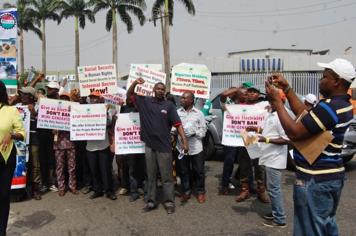 Stop the Attacks on our Livelihoods in the informal sector now, FIWON tells FG