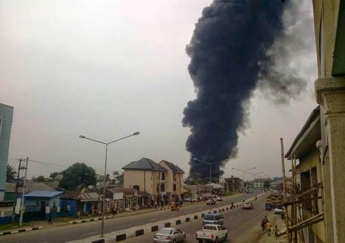 Gas explosion killed attendant in Minna