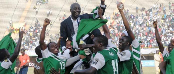 Nigeria crowns Africa's U23 Champions, defeat Algeria 2 – 1