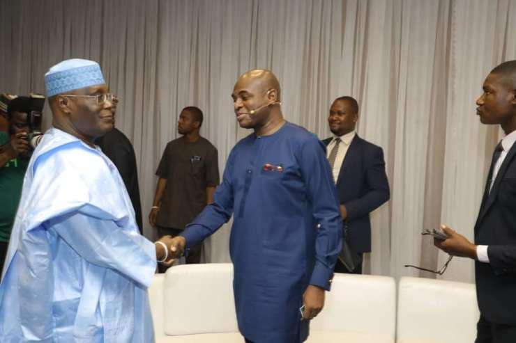 Choose a date and time for a debate, Atiku challenges Buhari
